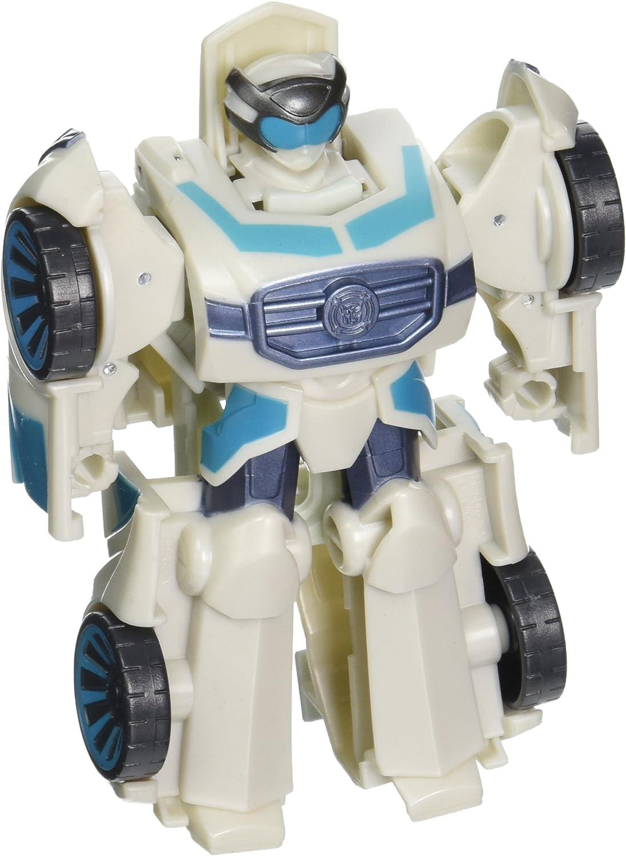 Transformers Rescue Bots quickshadow Voiture de Course Véhicule Playskool Heroes