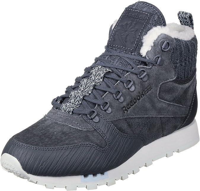 fc9eade0d68ce Reebok Women s Cl Lthr Arctic Boot Fitness Shoes