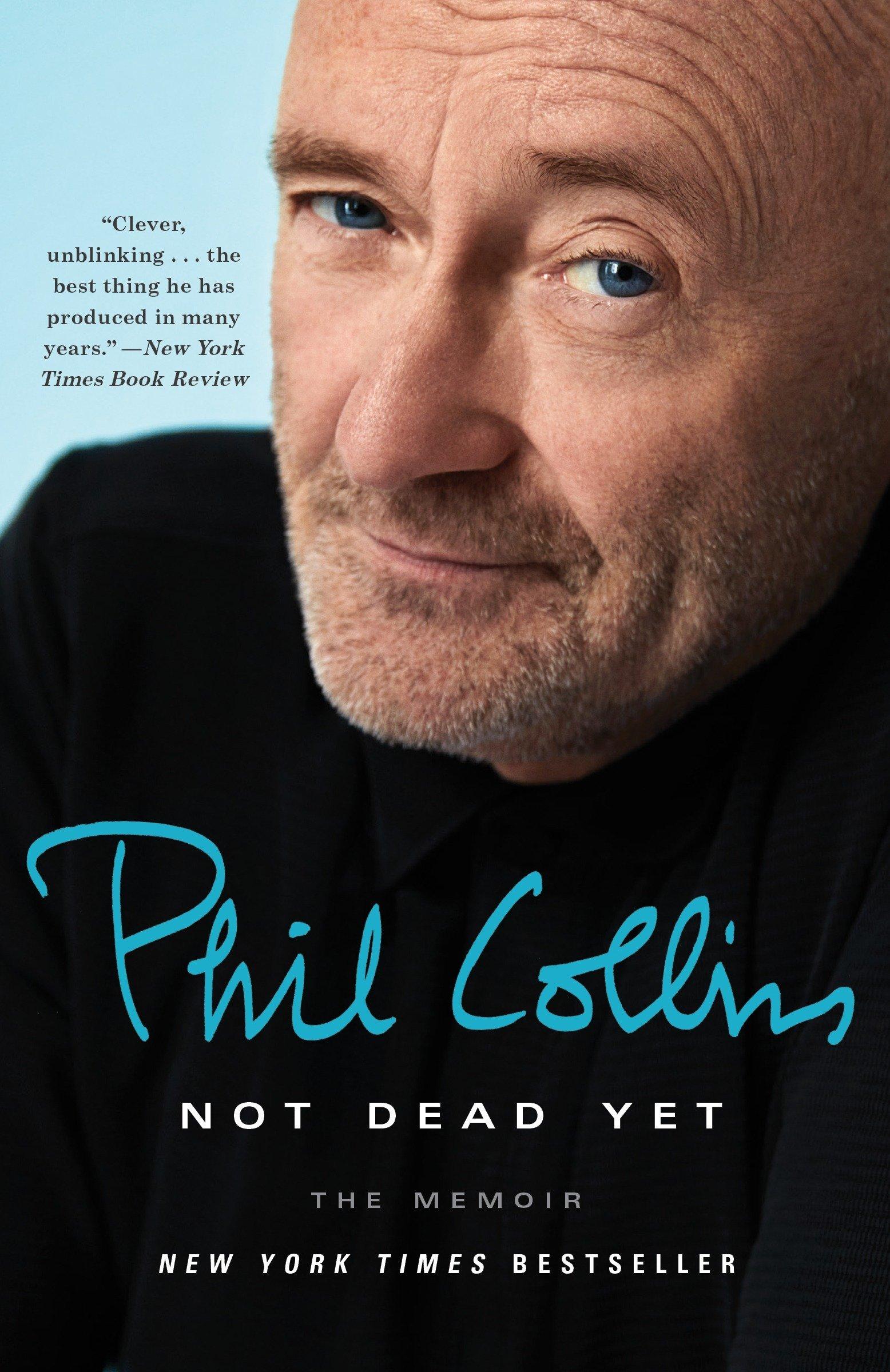 Not Dead Yet: The Memoir ebook