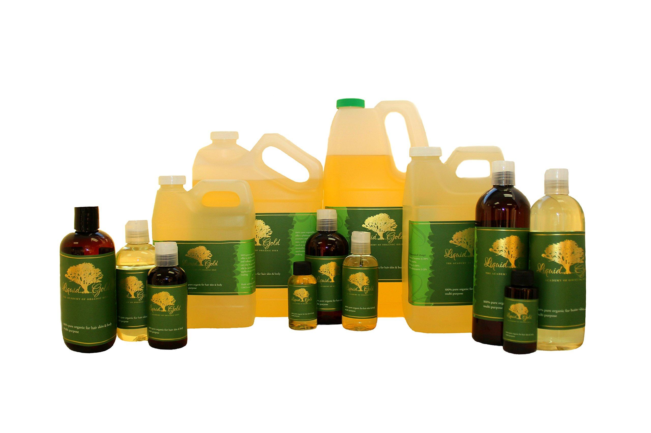 64 Oz Premium Liquid Gold GREEN COFFEE BEAN Oil Coffea Arabica Pure & Organic Skin Hair Nails Massage Health Care