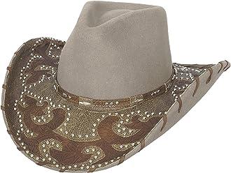 fe9cbb37f50a2 Bullhide Hats Ultimate Cowgirl (Sand) FeltWestern Cowboy Hat 0575S