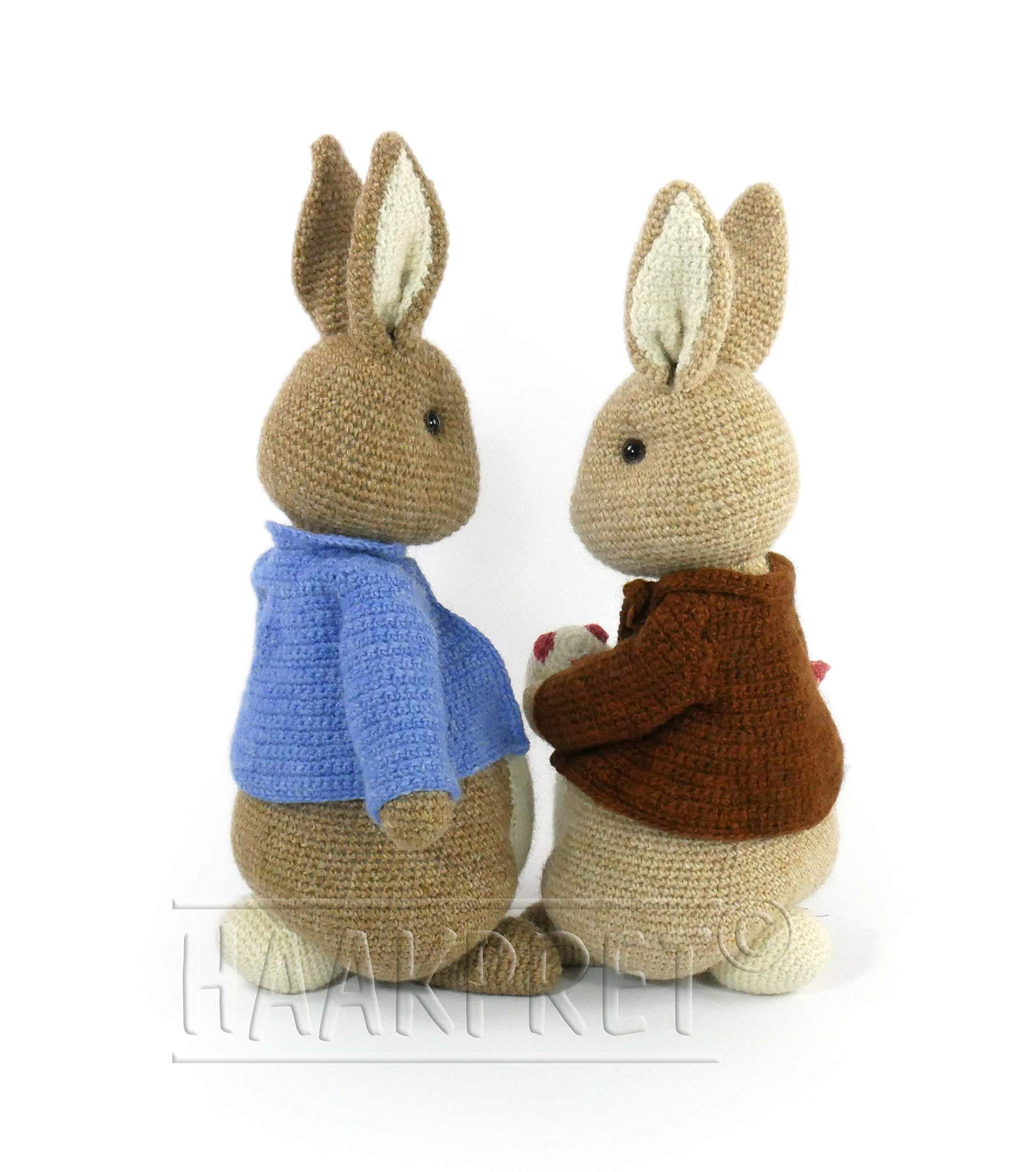 Such a cute Peter Rabbit made by fellow... - Repeat Crafter Me ... | 2560x2264