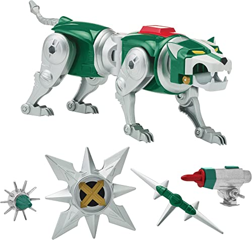 Voltron Classic Combining Green Action Figure