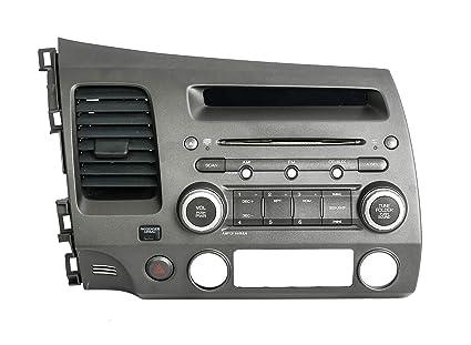 Honda Civic Radio Code >> Amazon Com 1 Factory Radio Oem Am Fm Cd Player Radio