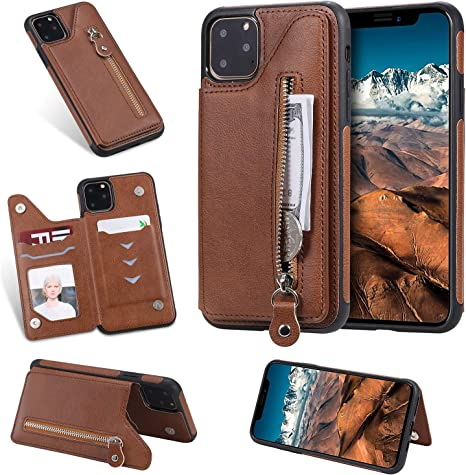 6.5 Inch-Rose Gold DAMONDY Wallet Case for iPhone Xs Max,Luxury Wallet Purse Card Holders Design Cover Soft Shockproof Bumper Folio Flip Leather Kickstand Case for iPhone Xs Max 2018