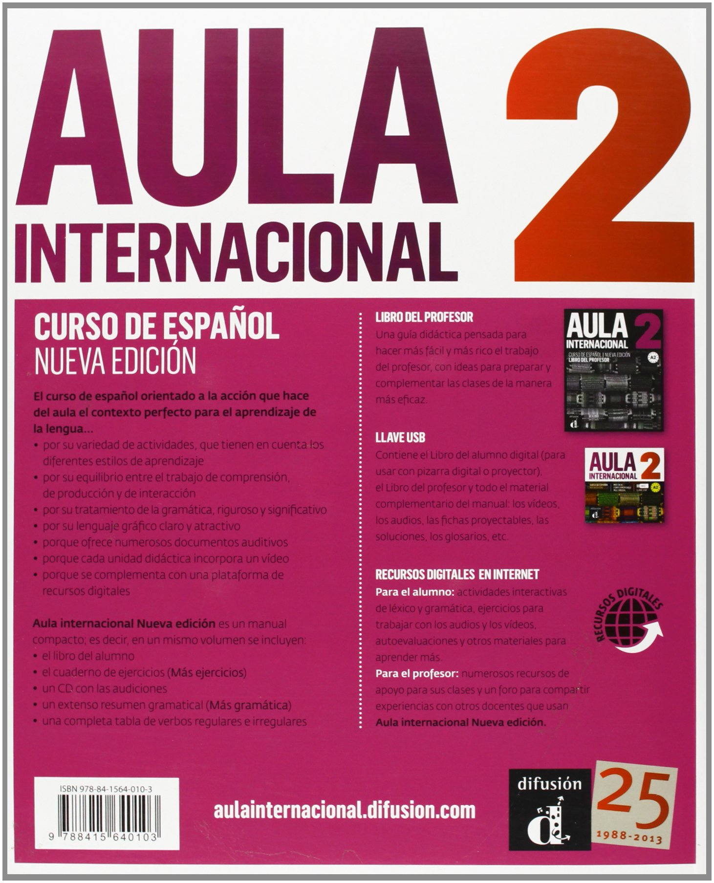 Aula Internacional 2 Nueva Edicion Pdf