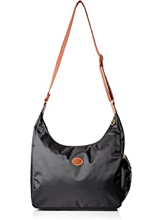 Longchamp Le Pliage Hobo Shoulder Bag, Black