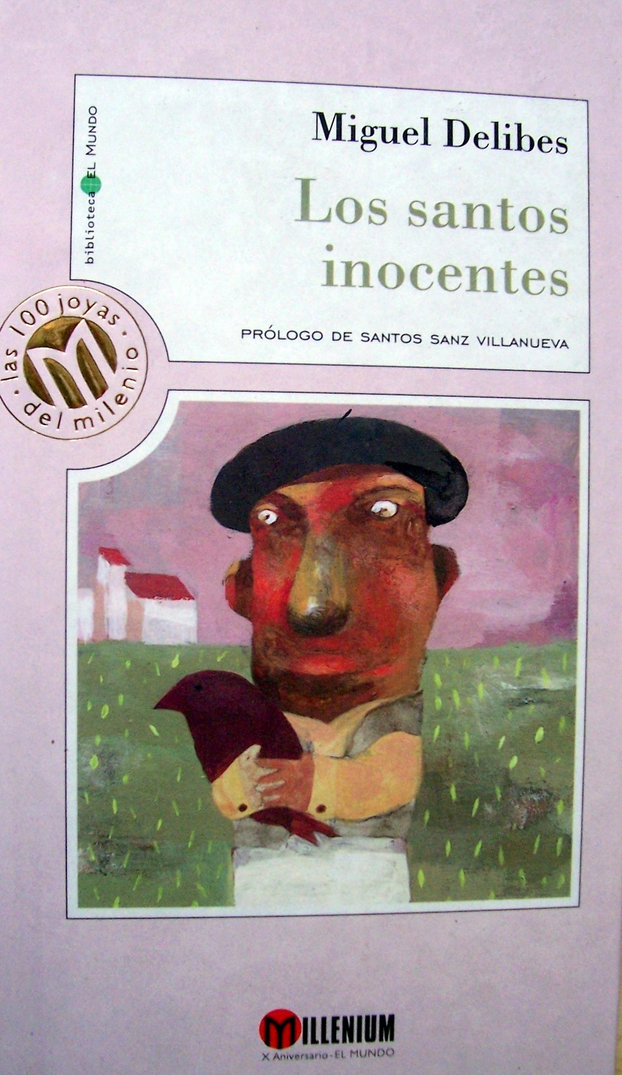 Los Santos Inocentes (Spanish Edition) ebook