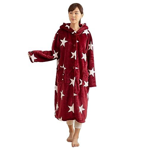 肌触りなめらかなナイスデイ「mofua プレミマムマイクロファイバー 着る毛布」