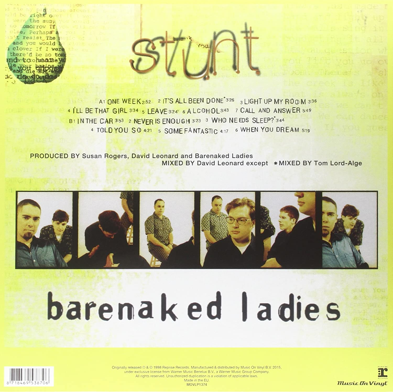 Barenaked ladies who needs sleep picture 906