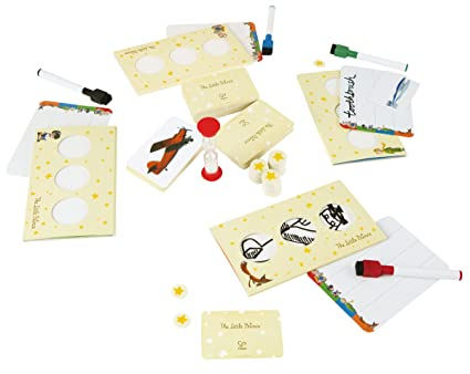 Amazon Com The Little Prince Draw Me A Sheep Game Card Game Toys