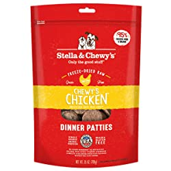 Stella & Chewy's Freeze-Dried Dinner Patties for Dogs
