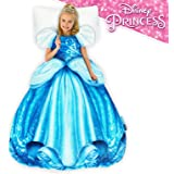 Blankie Tails | Disney Princess Dress Wearable Blanket - Double Sided Super Soft and Cozy Princess Minky Fleece Blanket…