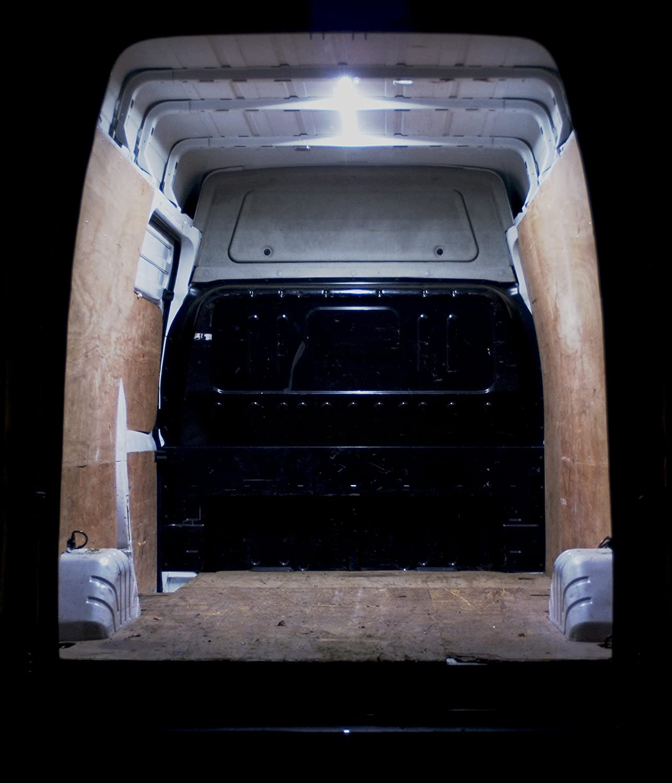 Mercedes Sprinter Interior Lights
