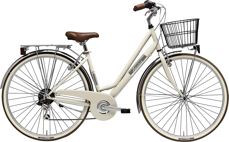 Bicicleta Adriatica Paseo Bike Bycicle citybike Vintage Panarea Beige