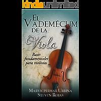 El Vademécum de la Viola: Bases fundamentales para violistas (Spanish Edition) book cover