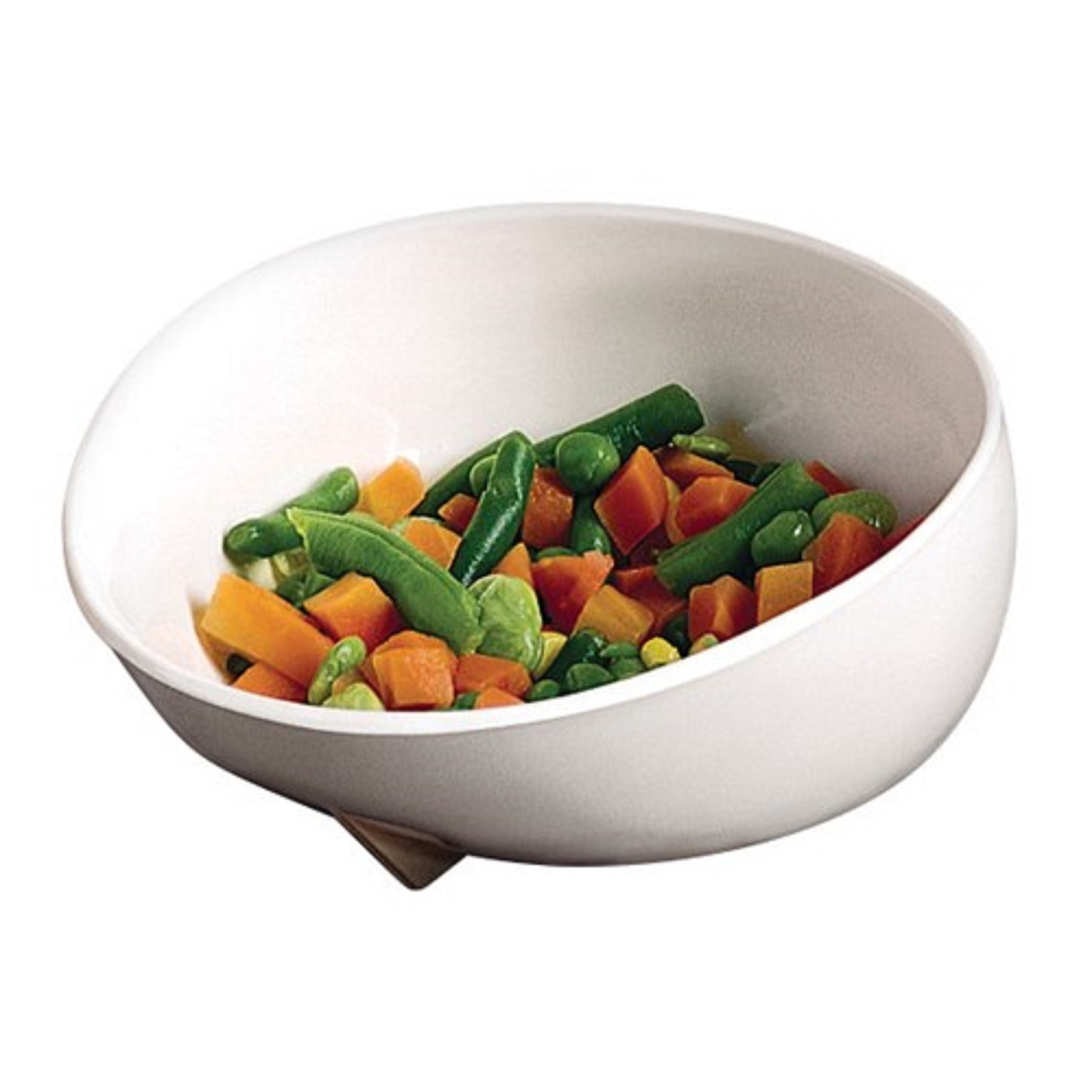 Sammons Preston Melamine Scoop Dish & Scooper Bowl (5 Pack of 1390)