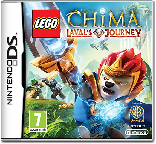 Nintendo LEGO Legends of CHIMA - Juego (Nintendo DS, Aventura, E10 ...