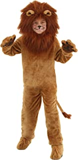 Fun Costumes Child Deluxe Lion Faux Fur Jumpsuit Costume  sc 1 st  Amazon.com & Amazon.com: Fun World Costumes Babyu0027s Cuddly Lion Toddler Costume ...
