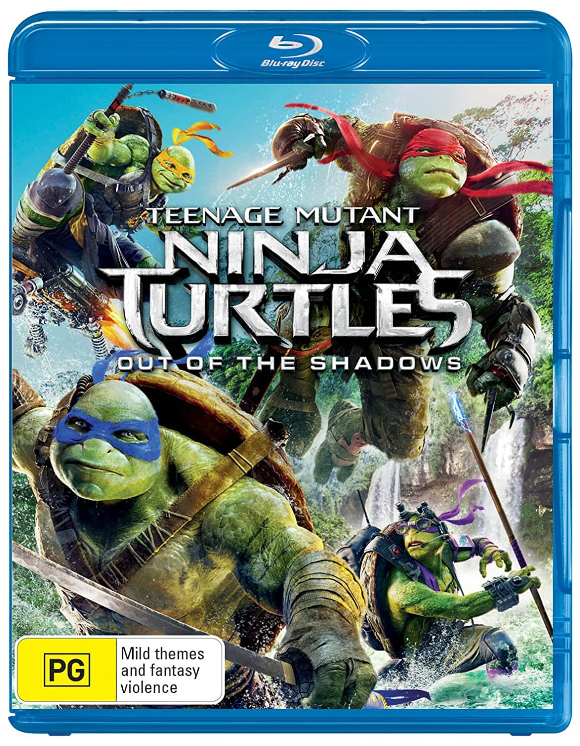 Amazon.com: Teenage Mutant Ninja Turtles - Out Of The ...