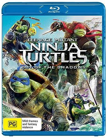 Amazon.com: Teenage Mutant Ninja Turtles - Out Of The ...