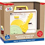 Asmokids Fisher Price - Jeu Electronique - Mange Disques