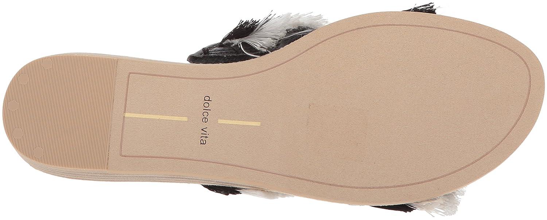eaf025fcf83 Amazon.com  Dolce Vita Women s Haya Slide Sandal  Shoes
