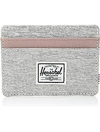 97016f632e4a Herschel Supply Co. mens Charlie Rfid Blocking Card Holder Wallet