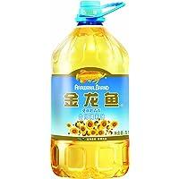 金龙鱼葵花籽调和油5L