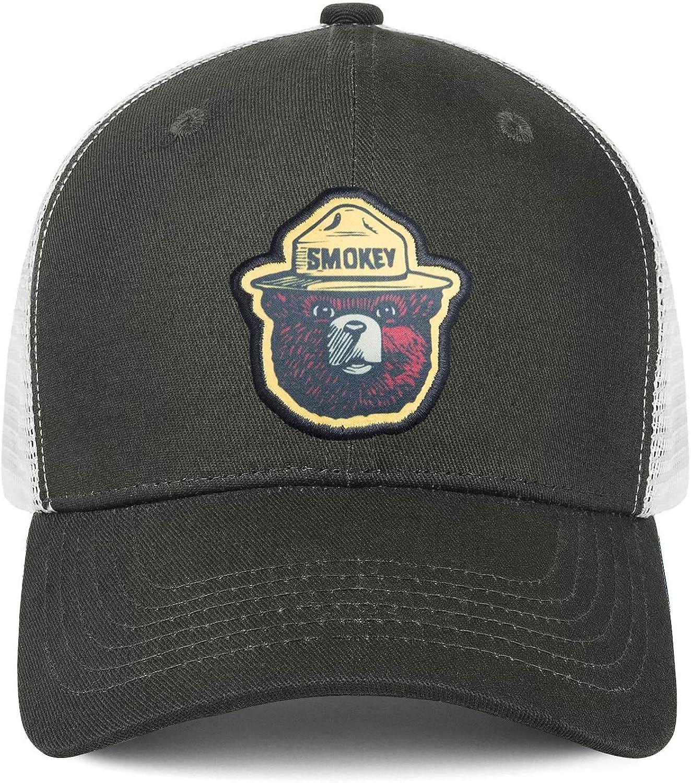 Mesh Baseball Cap Snapback Trucker Dad Caps Novelty Summer Sun Hat Twill Trapper Hats Unisex Adjustable: Clothing