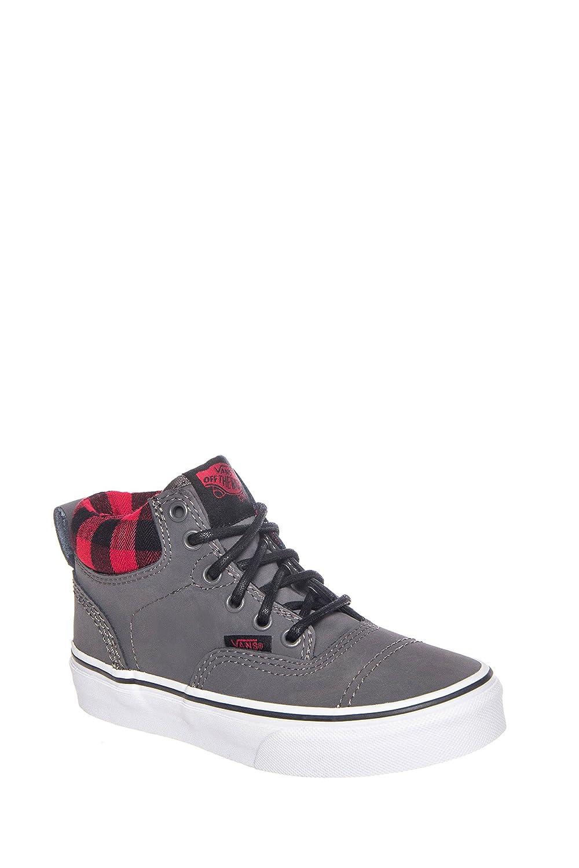 c2d82d144356c Vans Boy's Era Hi (MTE) Nubuck/Grey Skateboarding Shoes (13 Little ...