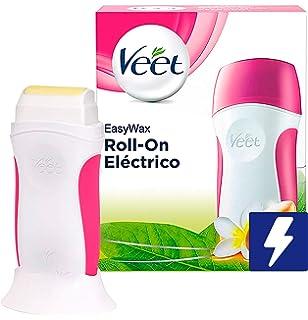 Veet Cera Depilatoria Recambio Roll-On Eléctrico EasyWax con ...