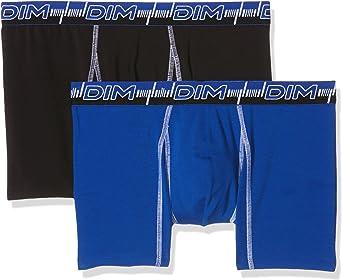 TALLA Large (talla del fabricante: 4). DIM D01Q9, Calzoncillos para Hombre, Pack de 2