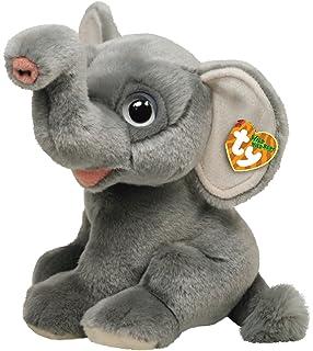 60af24e161f Amazon.com  Ty Beanie Babies Sahara Elephant Plush  Toys   Games