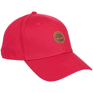 45388638 Timberland Men's Baseball Hat, Red, One Size at Amazon Men's ...