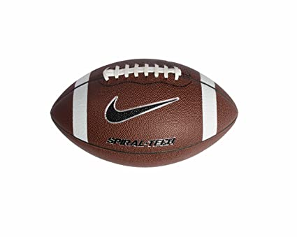 803fae4aa Amazon.com   Nike Spiral Tech Junior Football 3.0   Sports Related ...