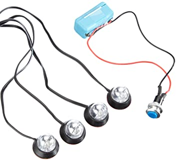 FK Automotive FKBP0101493 LED - Juego de luces para parrilla ...