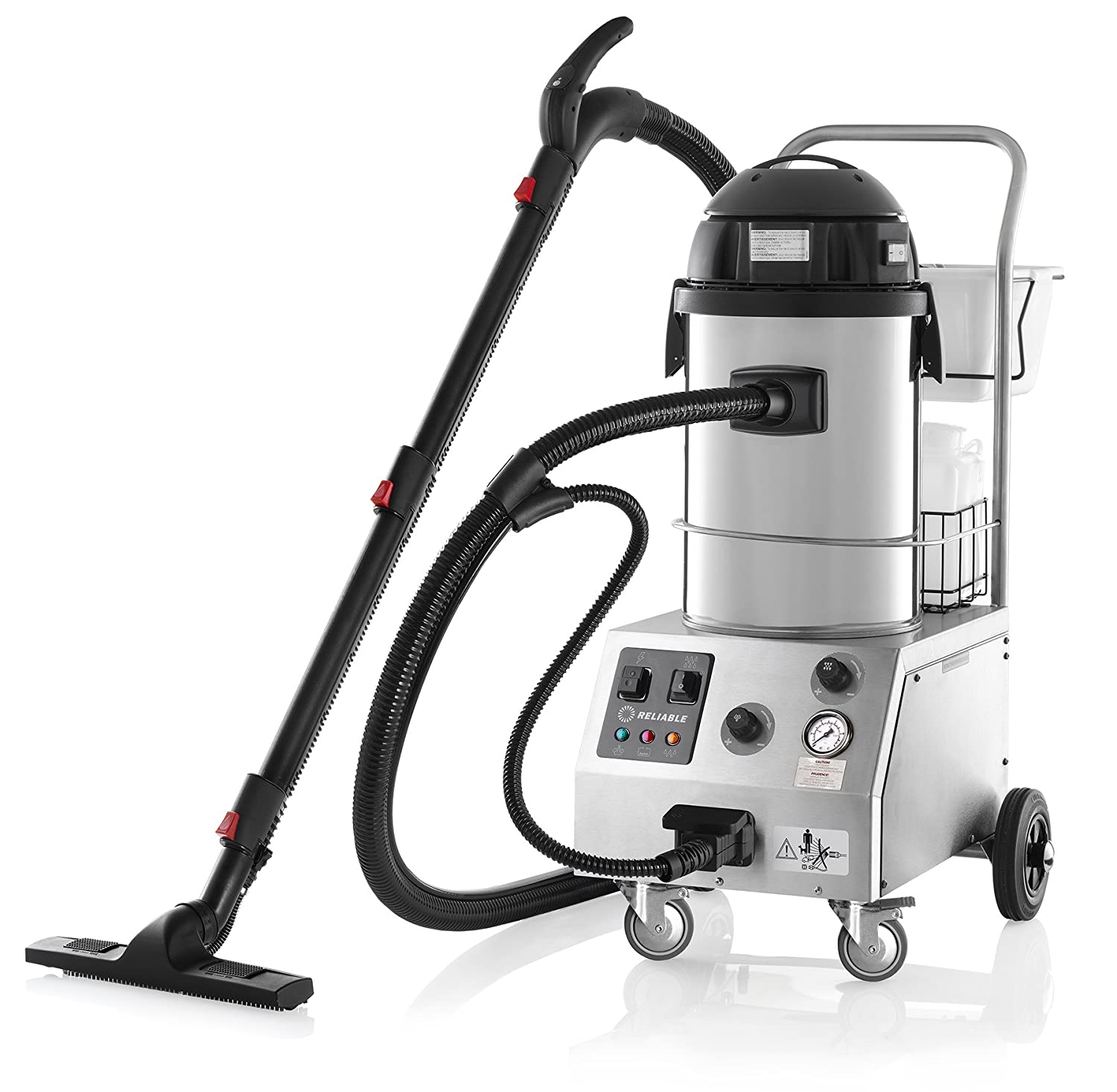 Marvelous Amazon.com : Reliable Tandem Pro 2000CV Commercial Steam U0026 Vacuum Cleaner :  Home Pest Control Products : Garden U0026 Outdoor