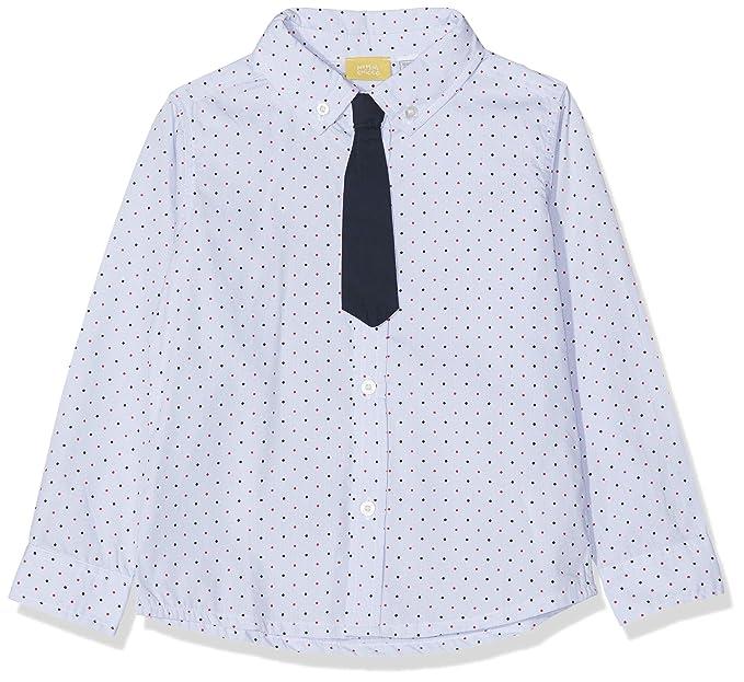 Chicco Camicia Maniche Lunghe Camisa para Niños: Amazon.es: Ropa y ...