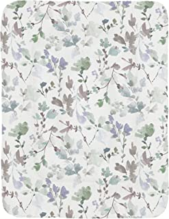 product image for Carousel Designs Soft Wildflower Crib Comforter