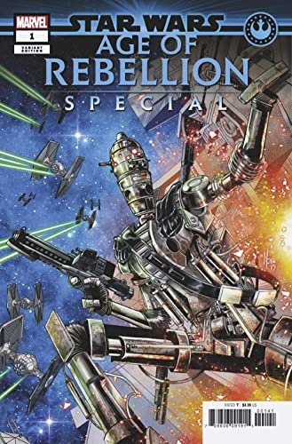 Amazon com: Star Wars AOR Age Of Rebellion Special #1