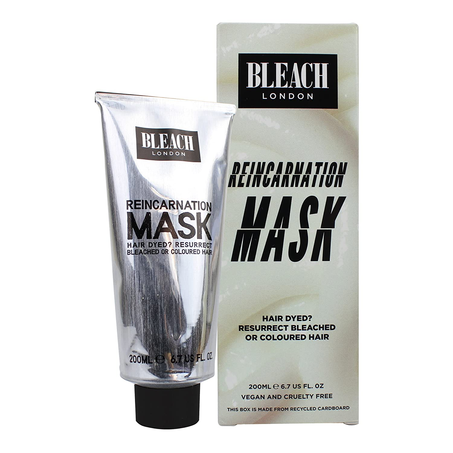 Bleach London Reincarnazione Mask, 200 ml 5060522721512