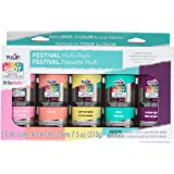 Tulip ColorShot Instant Fabric Color Festival 5 Pack