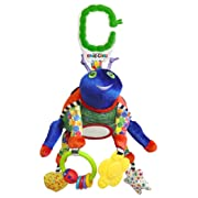 World of Eric Carle, The Very Hungry Caterpillar Activity Toy, Ladybug