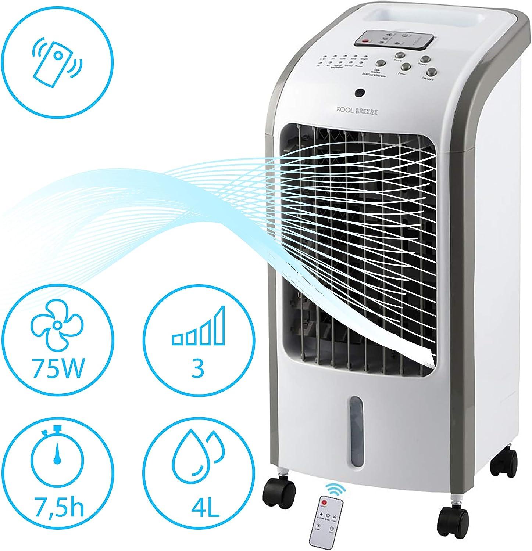 MovilCom® - Climatizador de Verano | Climatizador evaporativo 3 en ...