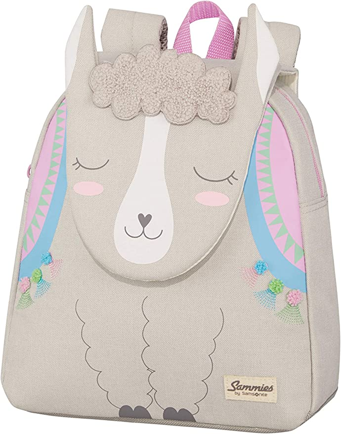 Happy Sammies Samsonite Kinder-Rucksack Alpaca Aubrie