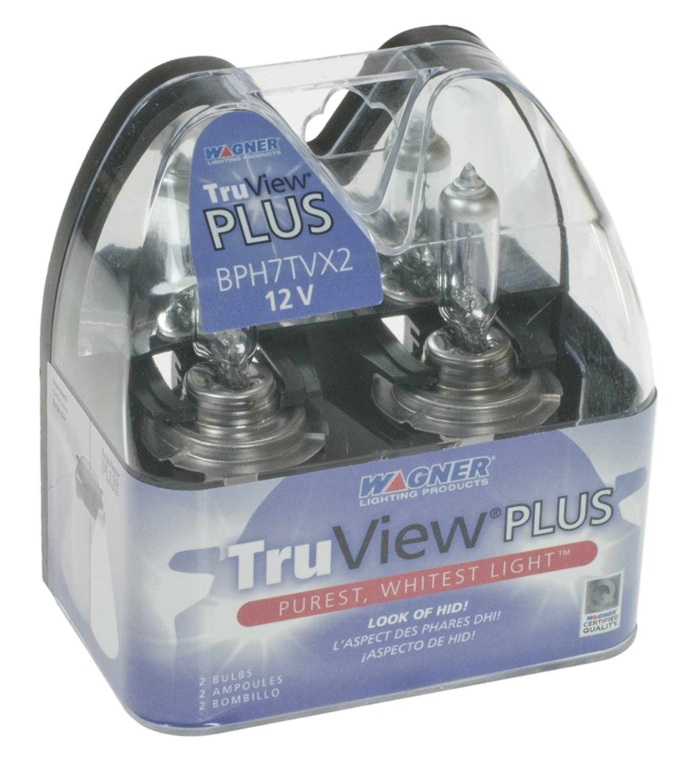 Wagner Truview Bulbs : Wagner h truview replacement bulb pack of business