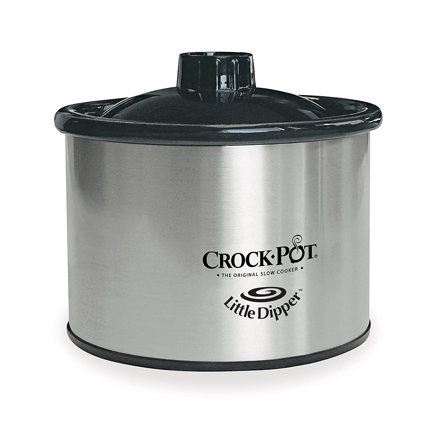 Crock-Pot 16-Ounce Little Dipper, Chrome