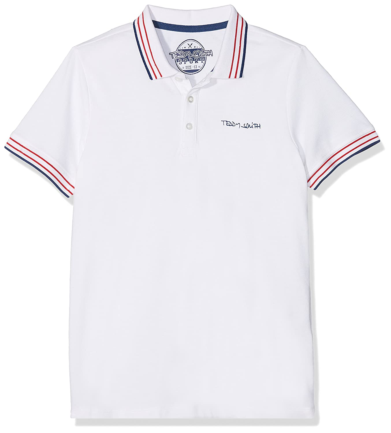 Teddy Smith Boys Pasy Mc Jr Polo Shirt