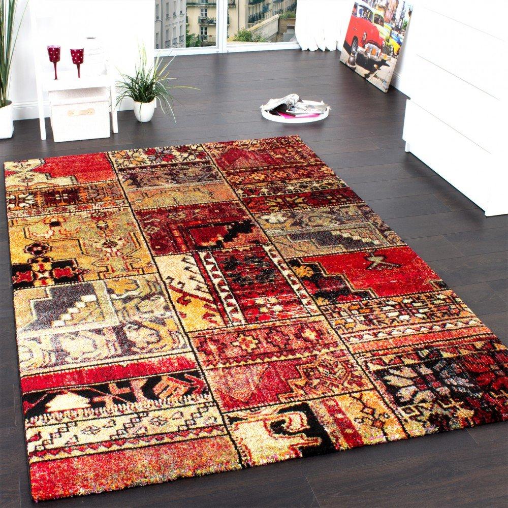 Teppich Modern Design phc teppich modern designer teppich patchwork kilim design